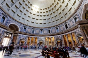 events at the Pantheon