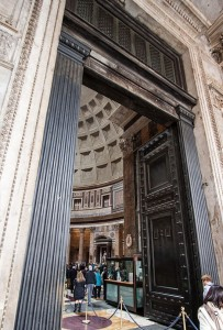Information about the Pantheon - opening time, entrance fee, tour, mass and etc