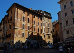 Hotel Albergo Abruzzi - one of the many hotels near the Pantheon