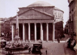 History of the Pantheon